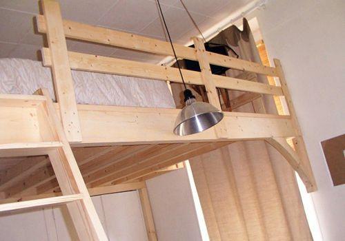ABM Menuiserie, le spacialiste des Mezzanines en bois